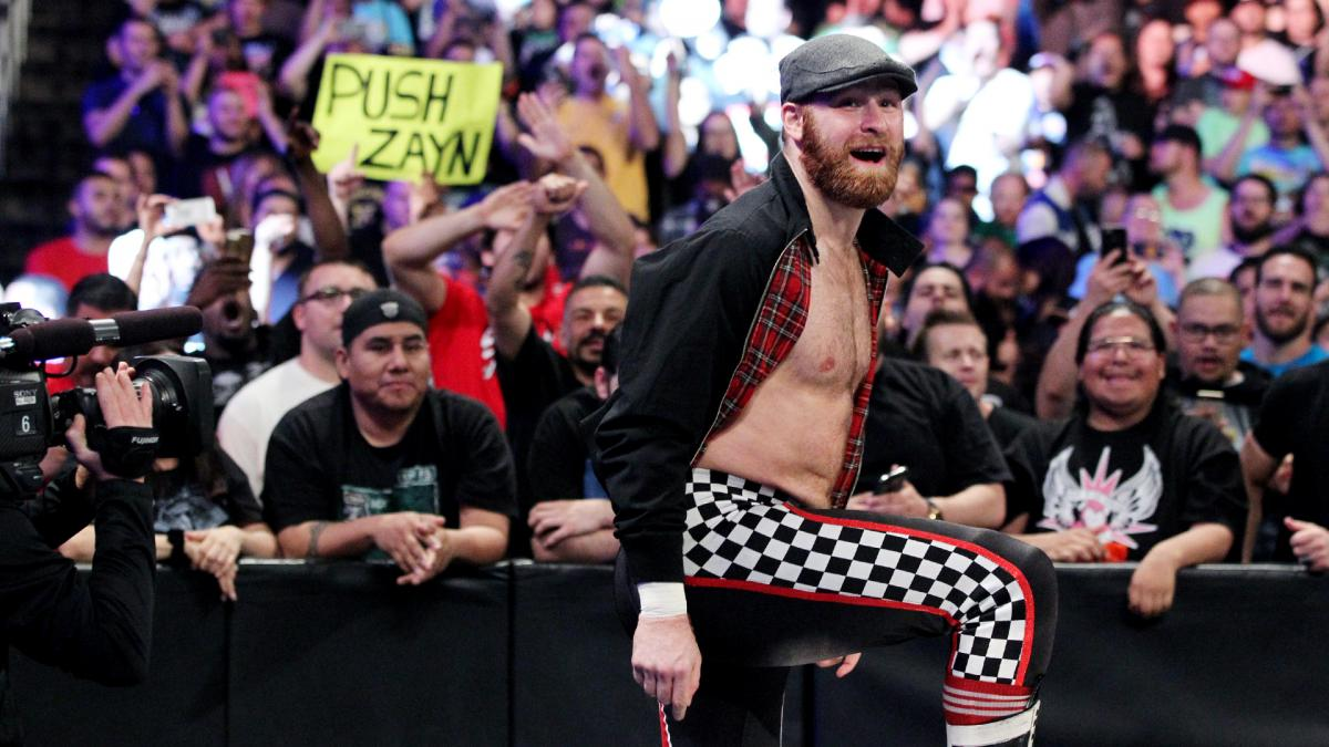 Best Sami Zayn Matches