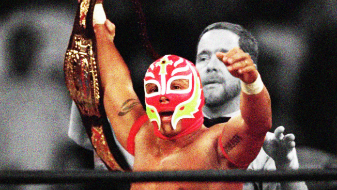 Best Rey Mysterio Matches