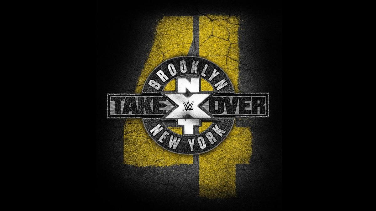 WWE NXT TakeOver Brooklyn IV
