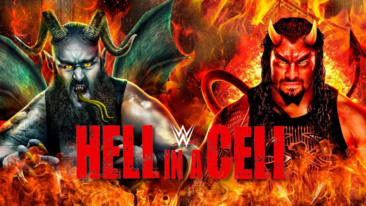 WWE Hell in a Cell 2018: Match Card, Predictions, and Analysis