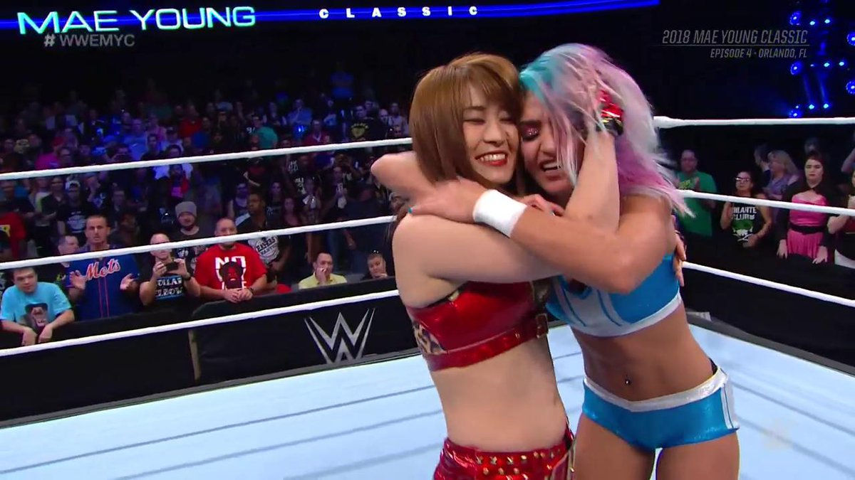 WWE Mae Young Classic Results Episode 4 (Sep 26 2018)