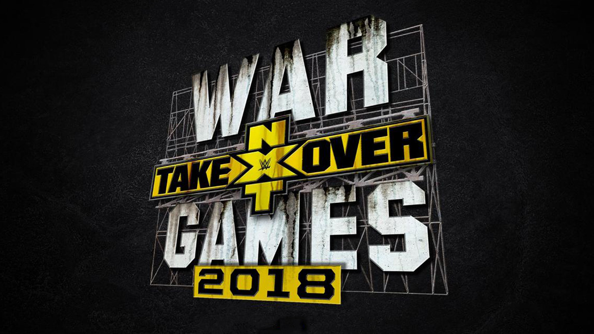NXT TakeOver War Games 2018