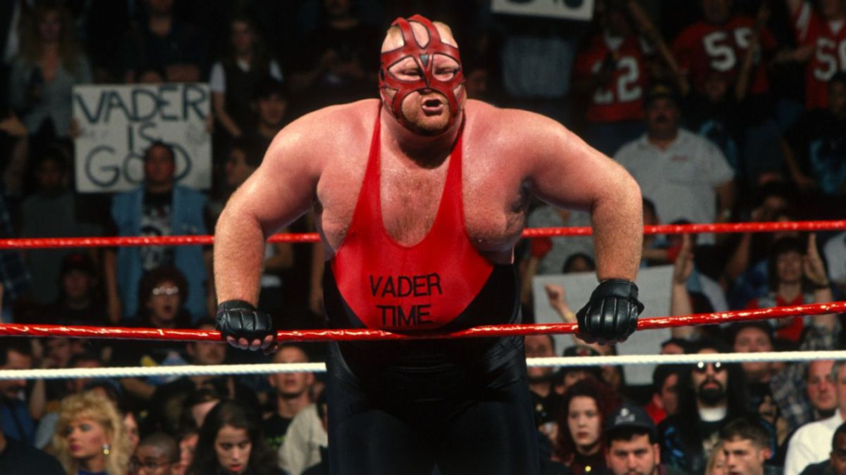 The 10 Best Vader Matches on the WWE Network