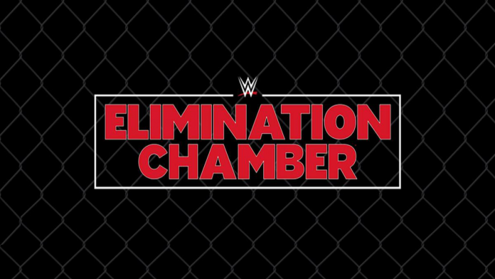Elimination Chamber 2019 Match Card