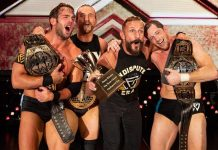 Fantasy Booking NXT TakeOver New York