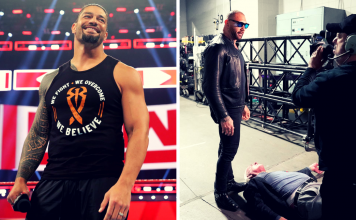 Batista, Roman Reigns Give Raw Much-Needed Shot in the Arm
