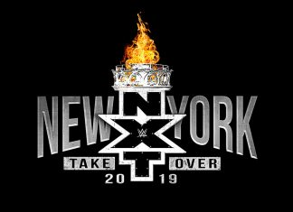 NXT TakeOver New York Match Card