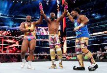 Kofi Kingston at WrestleMania 35