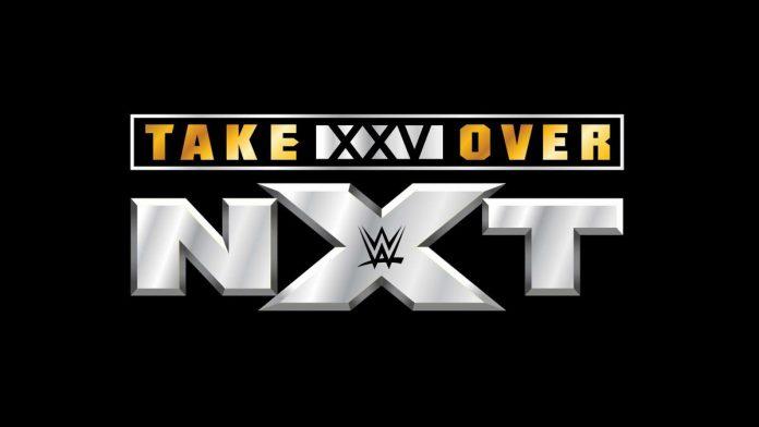 NXT TakeOver XXV