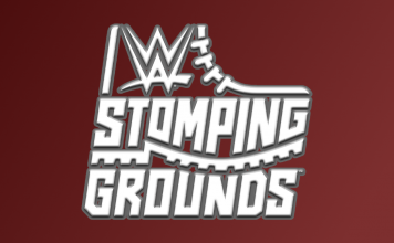 WWE Stomping Grounds Match Card