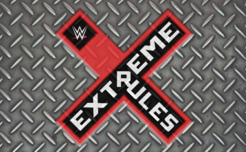 Extreme Rules 2019 Match Card