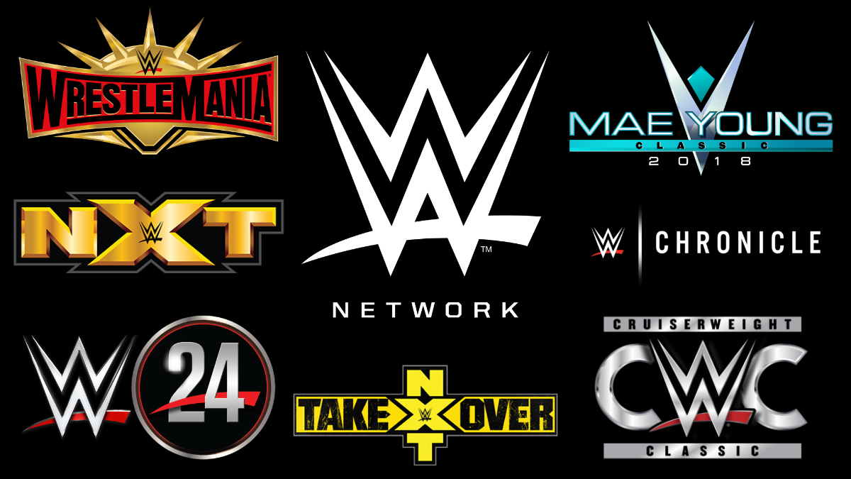 WWE Network Features
