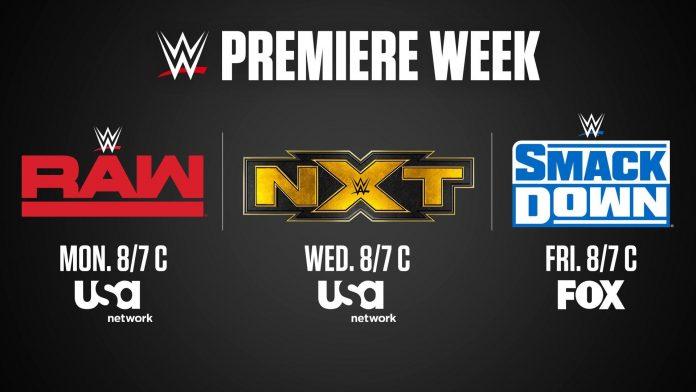 WWE Premiere Week