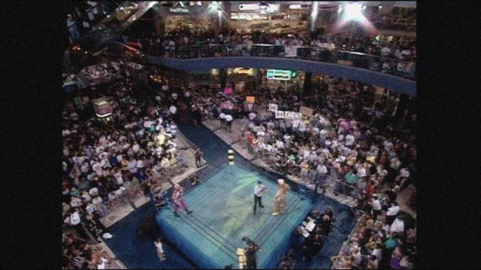 WCW Nitro 09/04/1995